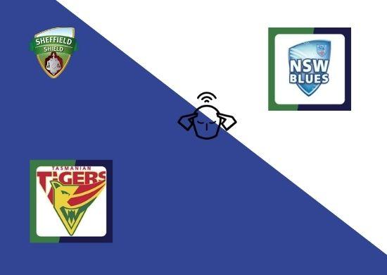 Tasmania vs New South Wales, 8th Match, Sheffield Shield 2020-21, Test Match Prediction