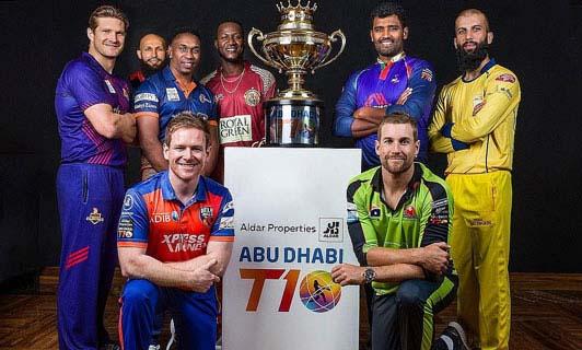 Abu Dhabi T10 League 2021 - Schedule, Squad, Group, Venues Lists