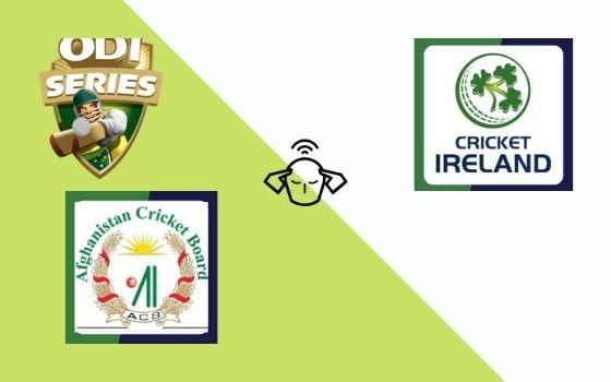 Afghanistan vs Ireland, 2nd ODI Match Prediction