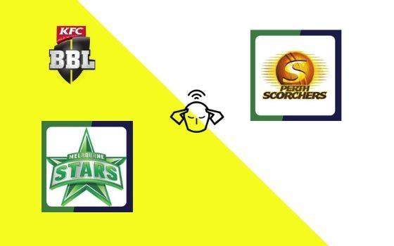 Melbourne Stars vs Perth Scorchers, Big Bash League 2020-21 | 50th T20 Match Prediction