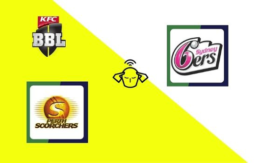 Perth Scorchers vs Sydney Sixers, Big Bash League 2020-21 | 30th T20 Match Prediction