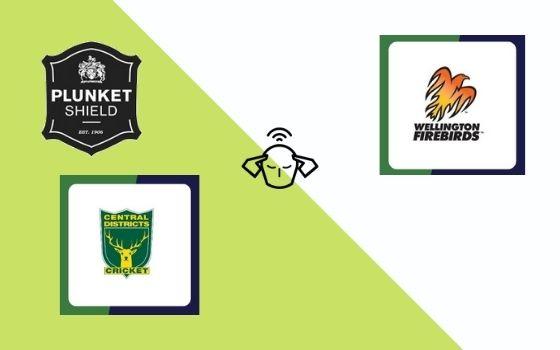 Central Districts vs Wellington, Plunket Shield 2020-21 - 13th Test Match Prediction