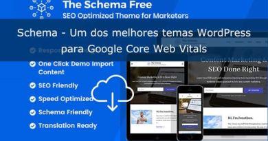 Review Tema Schema Core Web Vitals