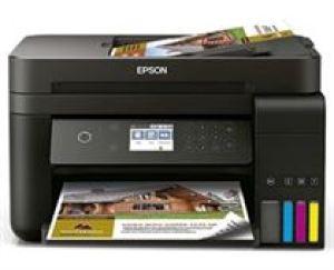 Review Velocidade de impressão EcoTank L-6191