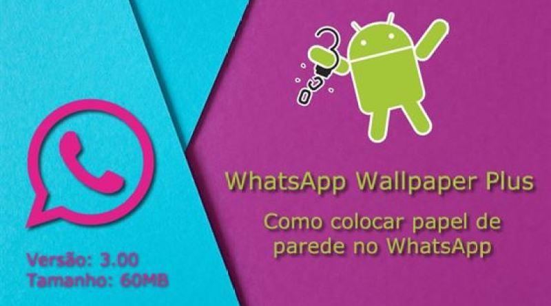 WhatsApp Wallpaper Plus