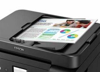 Review Epson L-6191 - Cópia e Digitação