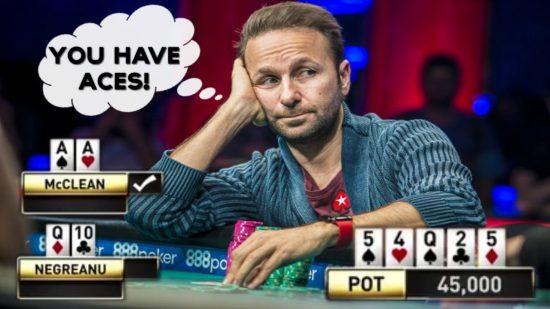 เทคนิคเล่นโป๊กเกอร์ - การเล่น Poker