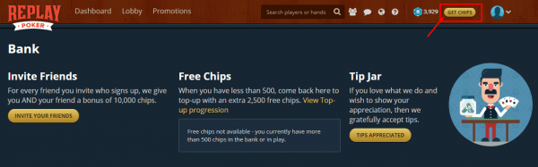 get chips replay poker - แนะนำเว็บ Poker online free