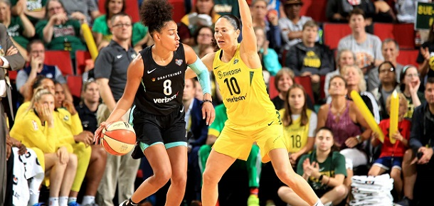 New York Liberty vs Seattle Storm Odds and Predictions