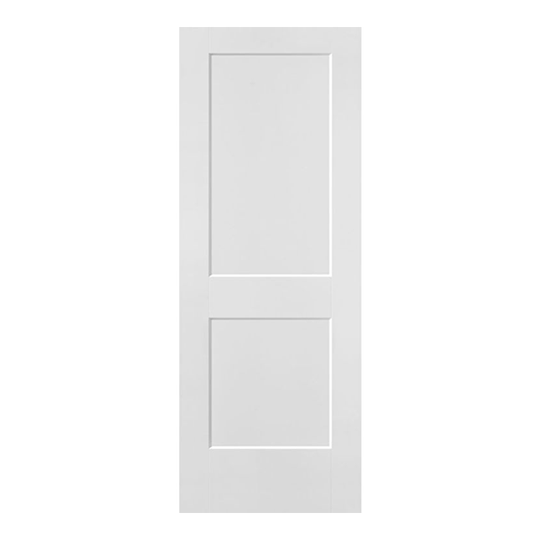 logan 2 panel moulded interior door