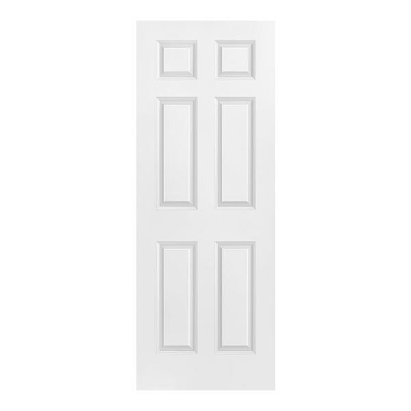 classic 6 panel moulded interior door