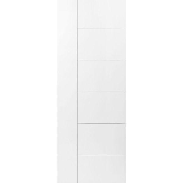 Berkley 7 panel modern Moulded Interior Door