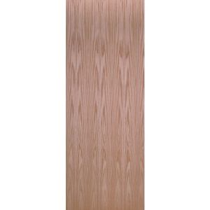 Oak Veneer Flush Interior Door