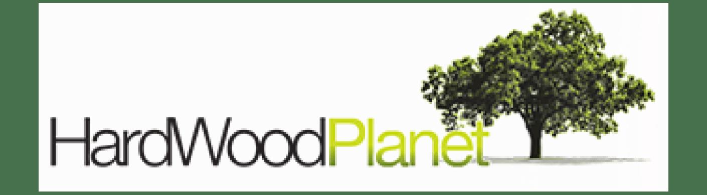 Hardwood Planet Logo