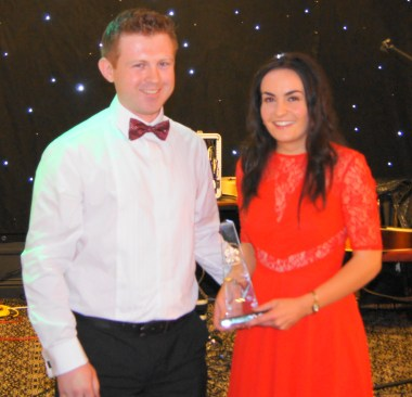 Players' Player of The Year 2014 - Eilís Moran