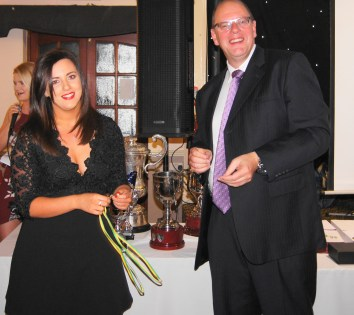 Collecting Medals - Emma McGirr