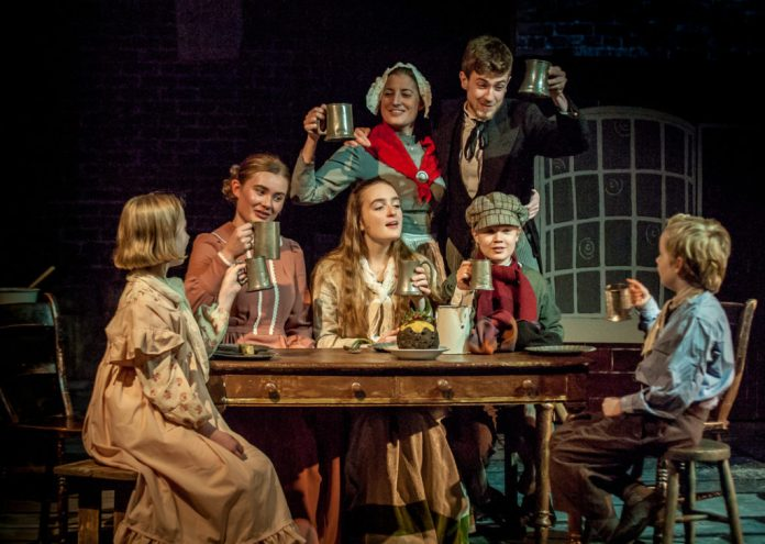 a christmas carol abbey theatre