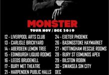 hugh cornwell tour dates image