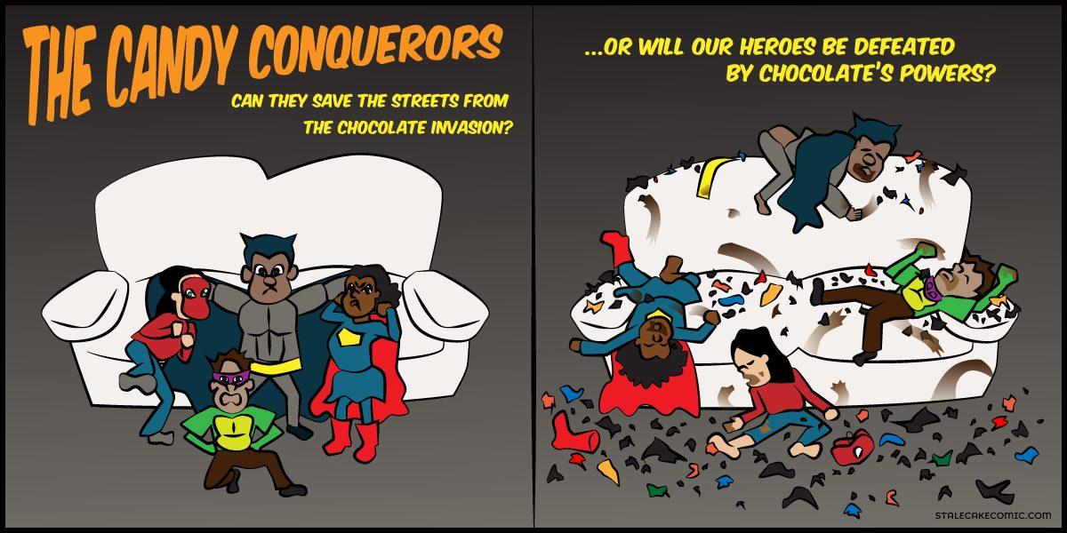 Candy Conquerors