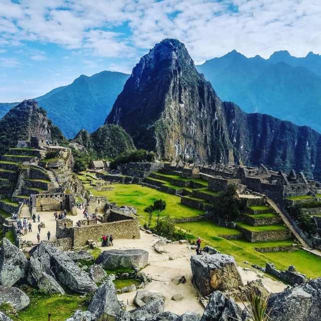 tour du monde - Machu Picchu