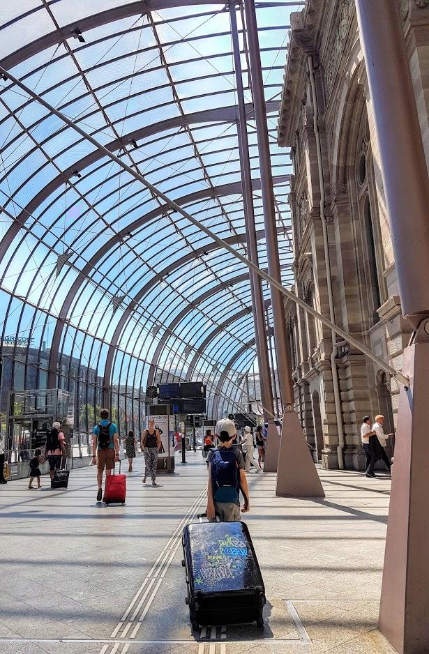Gare TGV