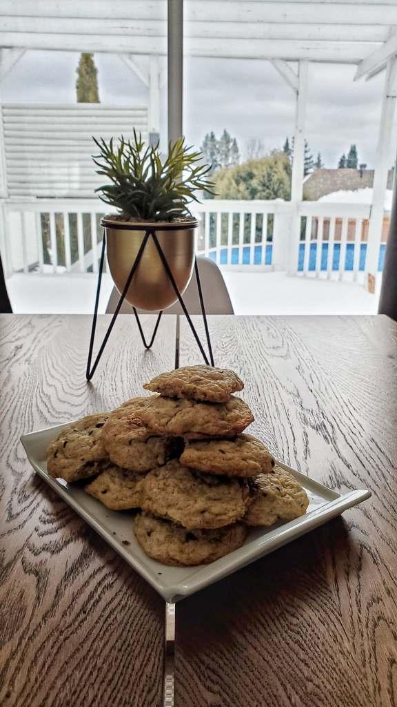 cookies fait maison au quebec