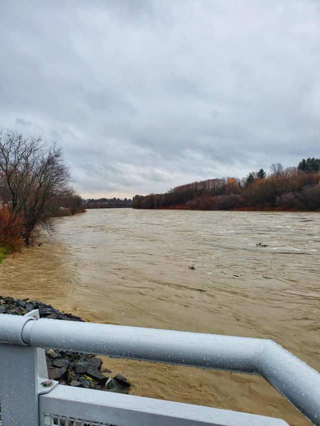 innondatios de la riviere chaudiere en beauce