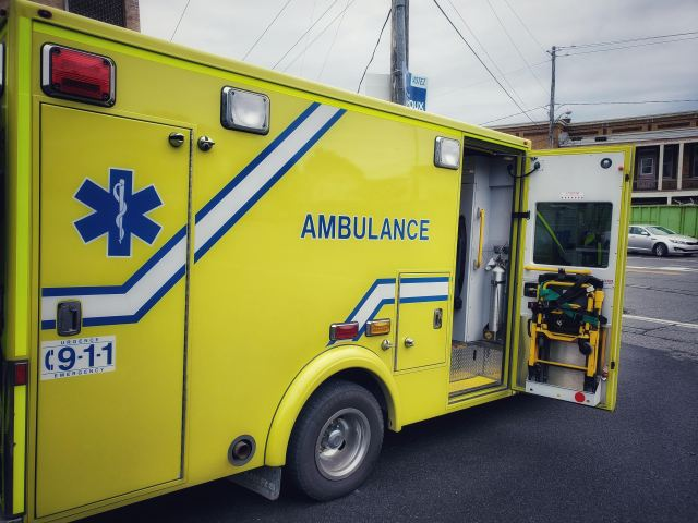 Ambulance para médicale du Québec