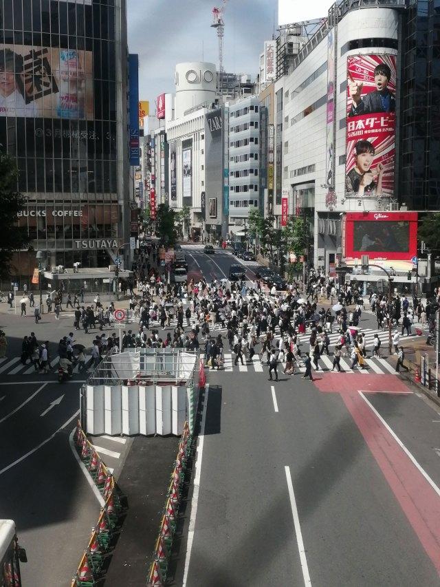 Découvert du Japon - Tokyo