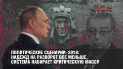 Политические сценарии-2019