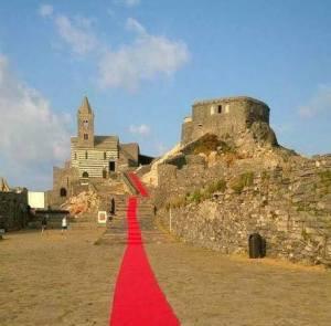 Red carpet a Porto Venere, polemiche
