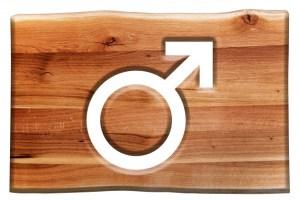 segno-di-legno-con-il-simbolo-del-maschio_1160-819