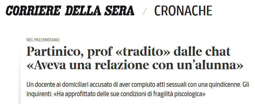 maschiocorriere
