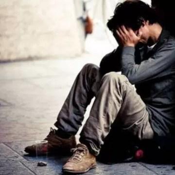 Agli uomini è tolto anche il diritto di piangere