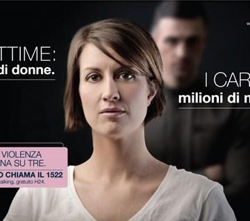 Criminalizzare gli uomini si può: la sentenza sui manifesti della Regione Lazio