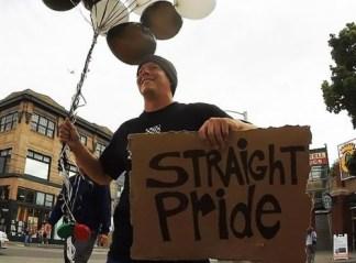 straight pride eterosessuale
