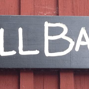 Prova på ritt i Bjursås 8/8 2015