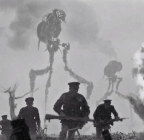 Actual Footage from the Great Martian War! – Craig Zablo
