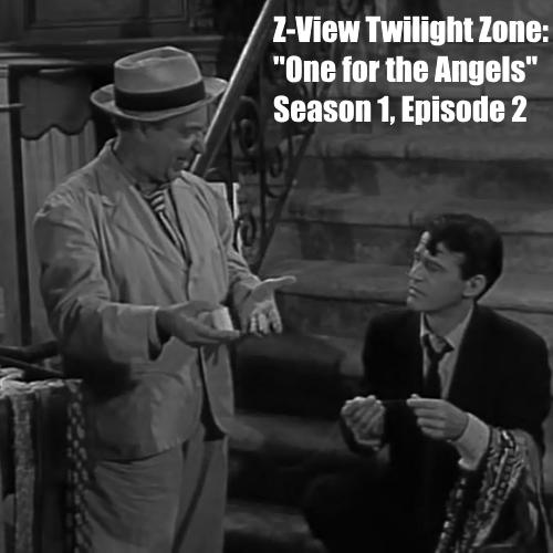 twilight zone season 1 episodes