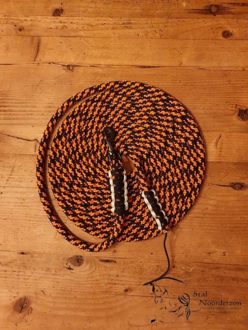Leadrope 6,5 m dubbel zigzag