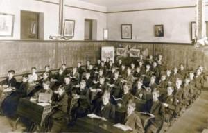 1909_St. Alphonsus Boys 5th Grade