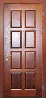 двери входные в массиве сосны
