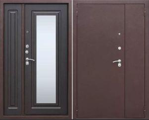 дверь железный тамбурный