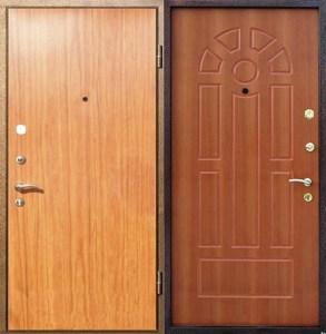 двери стальные мдф с ламинатом