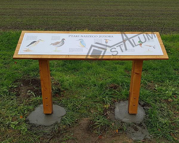 tablica-drewniana-pulpit-edukacyjna
