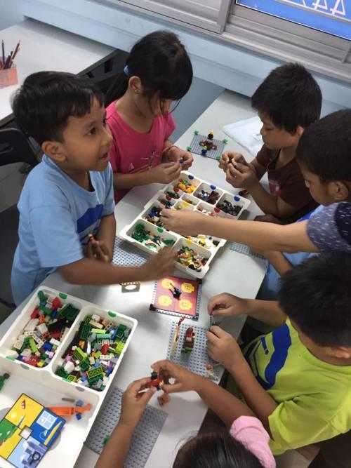 lego robotics coding program at marsiling