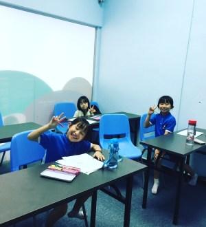 student care children at ang mo kio