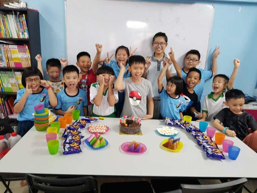 Stamford scholars marsiling birthday celebration