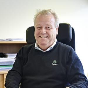Bilde av Per Einar Johansen, daglig leder i Fatland Sandeford