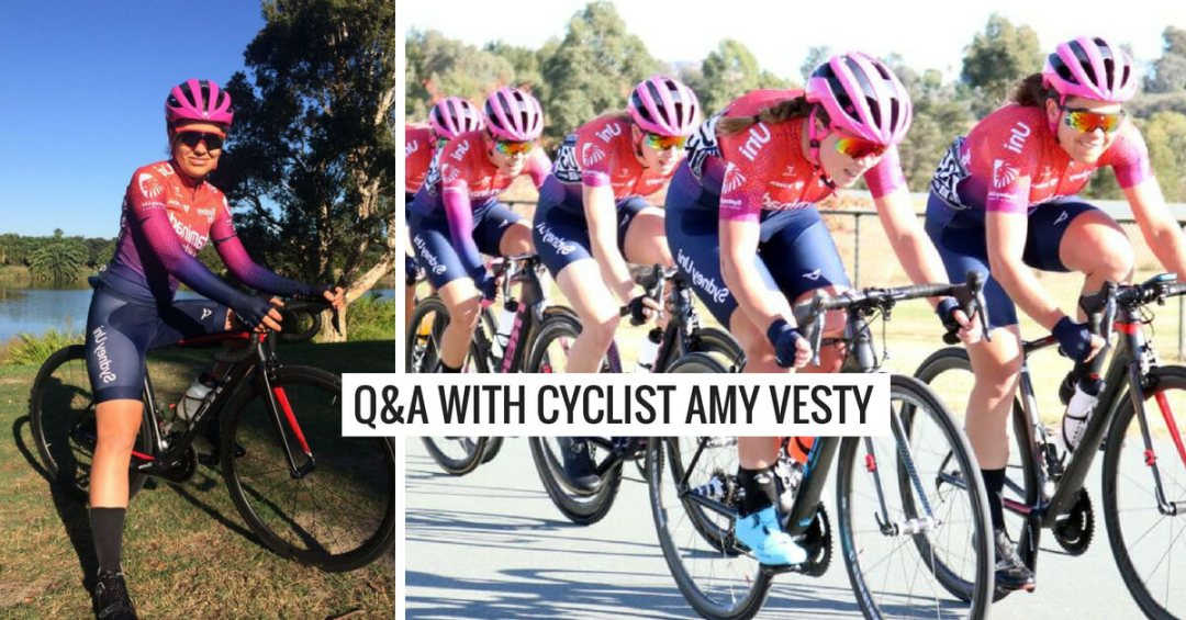 Q&A with Amy Vesty – Sydney Uni Women's Cycling Team